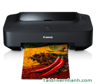 Download phần mềm máy in Canon PIXMA iP2770/ iP2772 – cách cấu hình