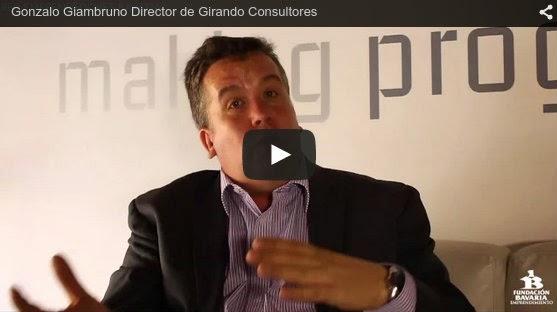 Gonzalo Giambruno: Hacer las cosas bien,  paso fundamental para que nuestros emprendimientos sean exitosos