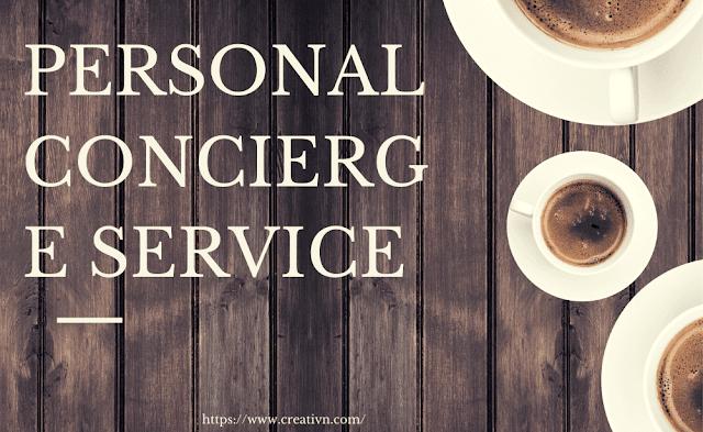 Personal Concierge Service