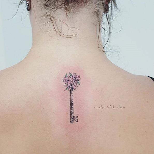 este_floral_chave