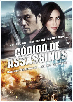Filme Poster Código de Assassinos DVDRip XviD Dual Audio & RMVB Dublado