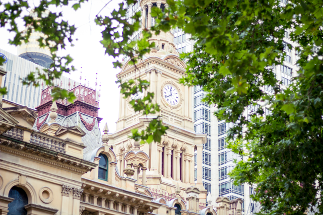 St Andrew's Square, Sydney | Lavender & Twill
