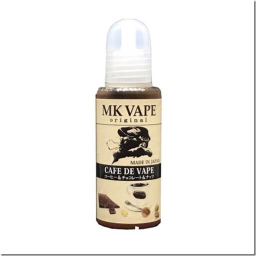 329 thumb%255B1%255D - 【リキッド】「MK VAPE Original HONEYDEW・DORAGONIUM・CAFE DE VAPE・SMOOTH SMOKING」4種類のレビュー。【電子タバコ/リキッド/MK Lab】