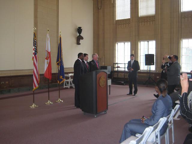Honorowy Konsulat Rzeczpospolitej Polski w Atlancie, oficjalne otwarcie 3.31.2011 przez ambasadora R - IMG_7528.JPG