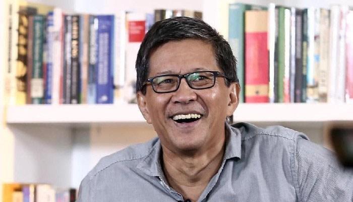 PDIP Jadi Terbelah Gegara Kisruh Banteng vs Celeng, Rocky Gerung: Ini Hal Menggembirakan..!!