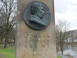 Seume-Denkmal