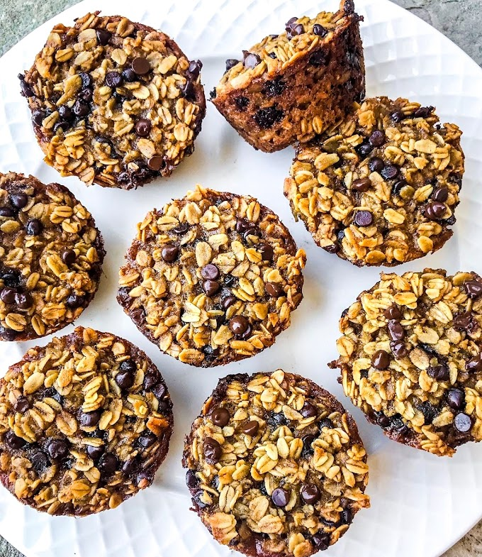 Banana Oatmeal Muffins Recipe | Breakfast Care