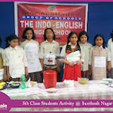 Cooking competition in santhosh nagar branch