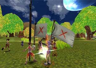 لعبة MMORPG مجانا