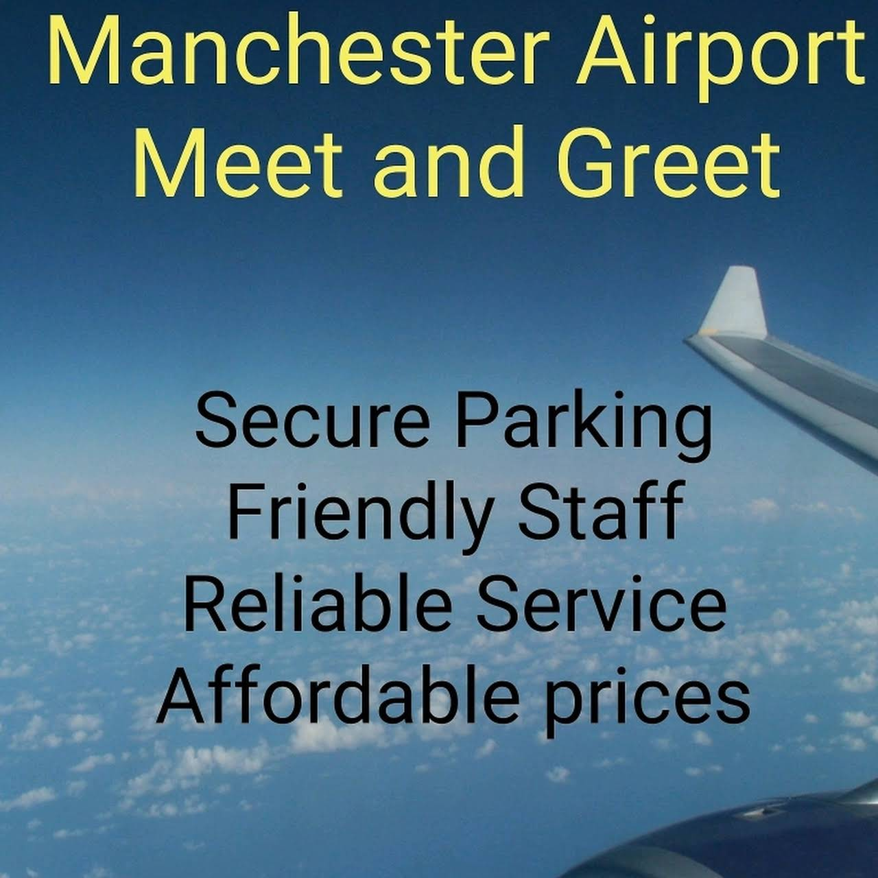 Airport Services Manchester Ltd Manchester Airport Meet And Greet