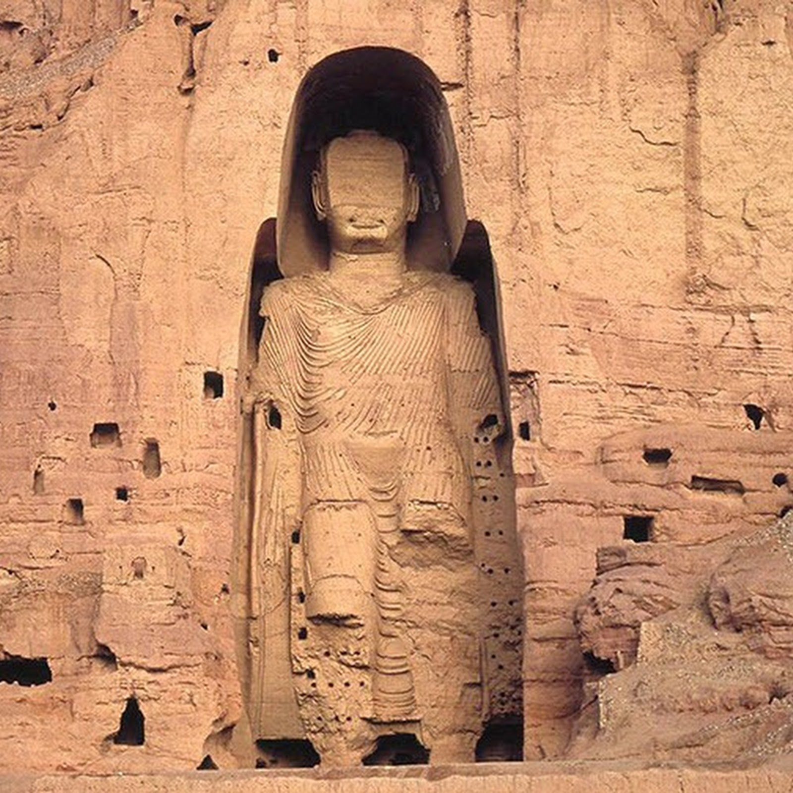The Buddhas of Bamiyan