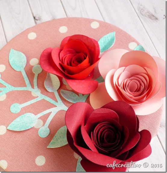 sizzix-big shot plus- home decor-DIY-sottopentola ikea sughero-rose (1)
