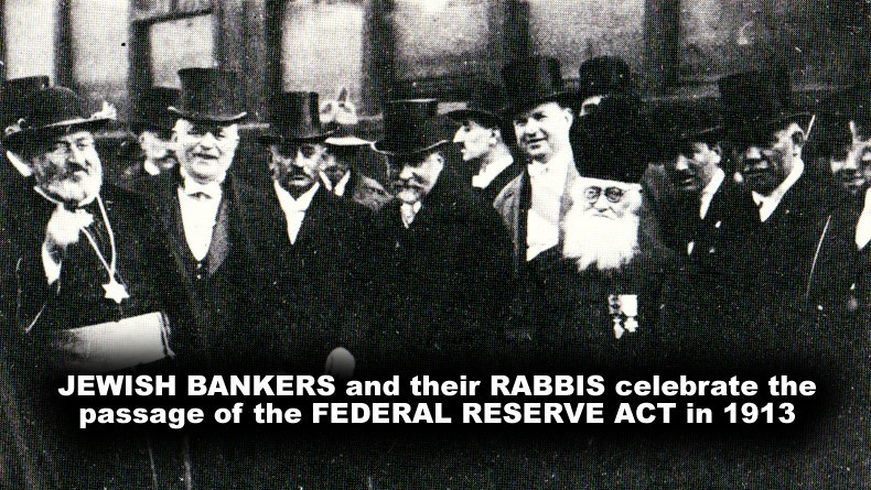 The International Jew: Jewish Idea Molded Federal Reserve Plan ...