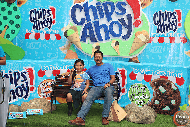 Chips Ahoy Ice Cream Creation Event Sm MOA