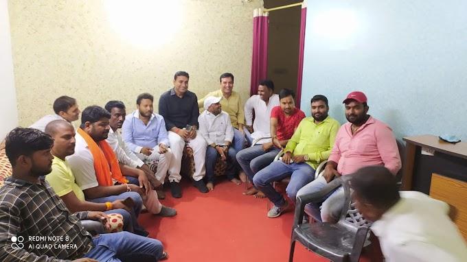 आयांश के लिए आगे आए युवराज सुधीर सिंह दी आर्थिक सहायता