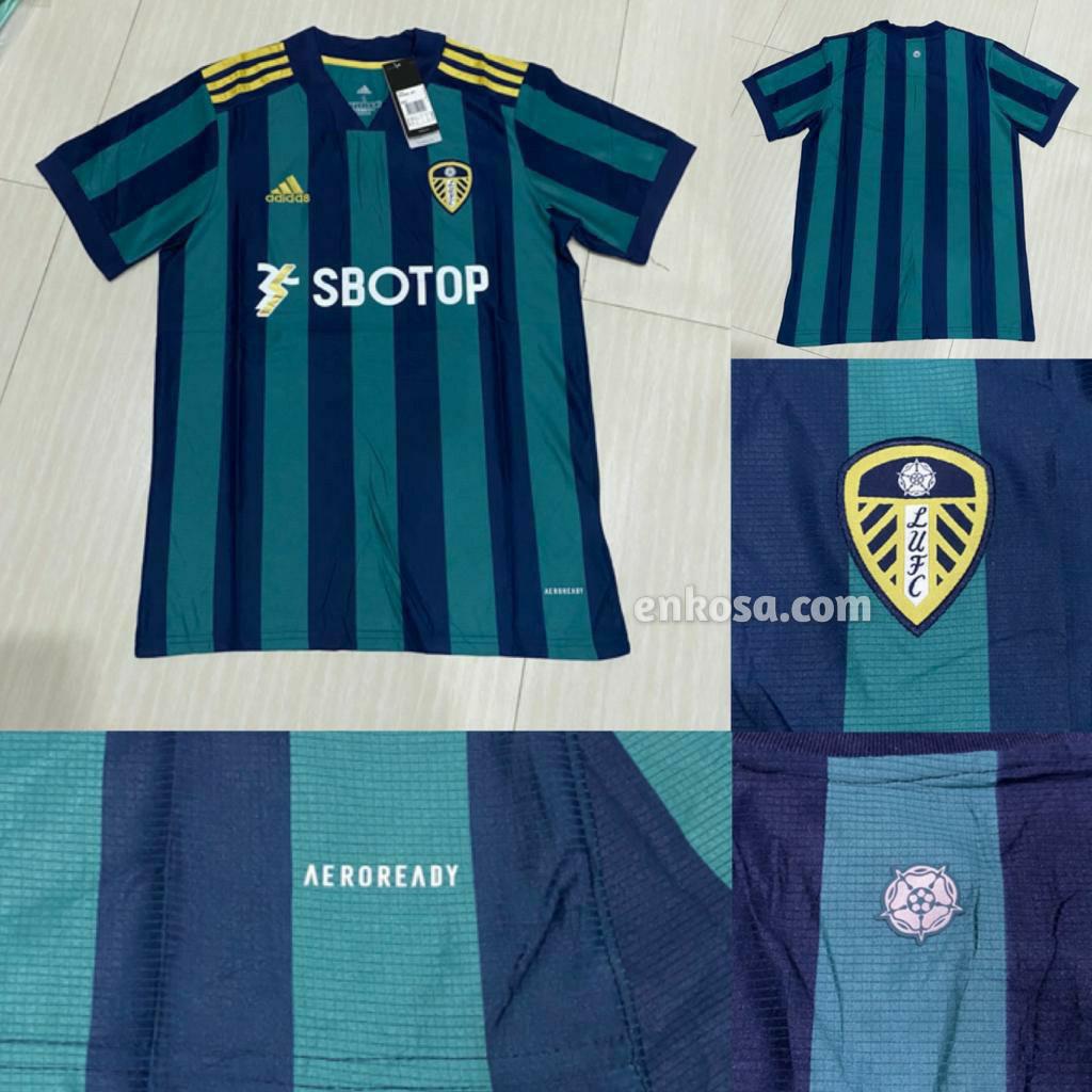Jual Jersey Leeds United Away Musim 2020/2021