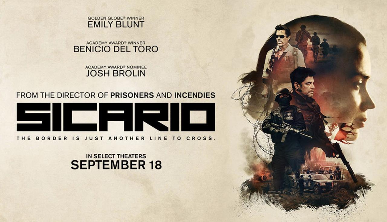 Sicario: Ο Εκτελεστής (Sicario) Wallpaper