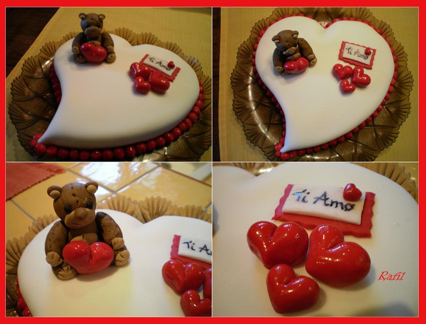 Zuppa e pan bagnato di rafil un cuore di torta - San valentino decorazioni ...