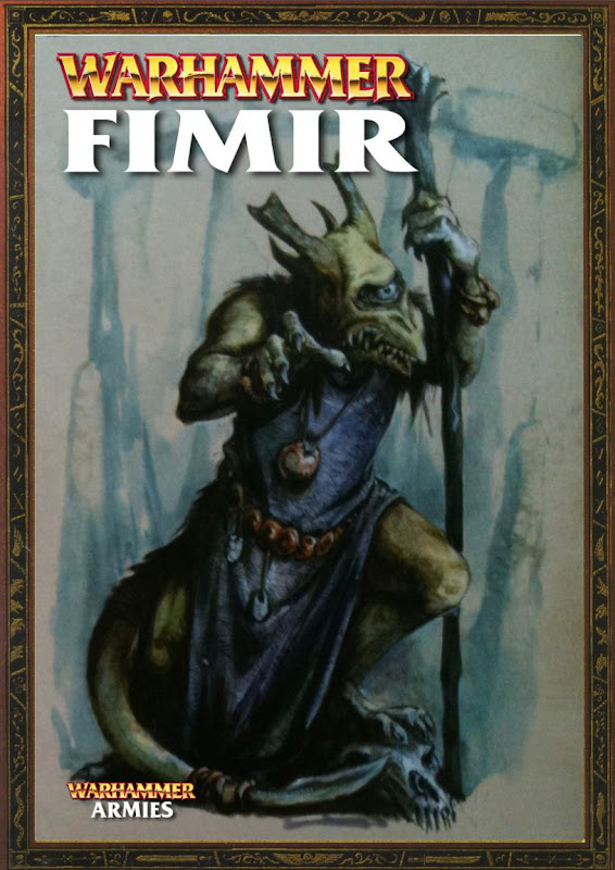 A new Warhammer Army Book PDF - Fimir
