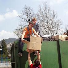 Zbiranje papirja, Ilirska Bistrica 2006 - KIF_8419.JPG