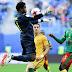 تعادل استراليا والكاميرون 1-1