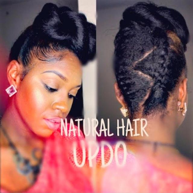 GRACEFUL HAIR MAKEOVER: Zig zag hair design