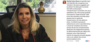 Desembargadora do Rio terá que indenizar família de Marielle Franco