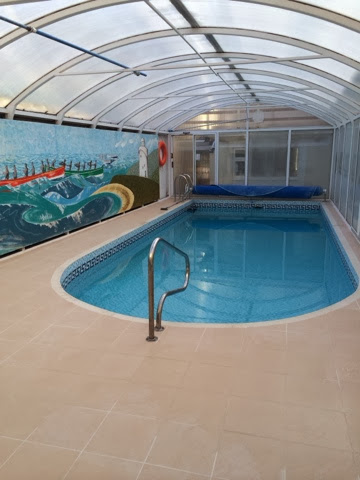 Bell Rock Hotel - St Mary\'s - Isles of Scilly: Swimming Pool ...