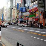matt in harajuku in Harajuku, Tokyo, Japan