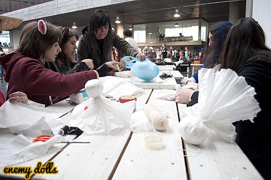 Fotos expotaku a coruña 2014 - sábado / Teru teru bozu