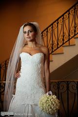 Foto 0207. Marcadores: 06/11/2010, Casamento Paloma e Marcelo, Fotos de Vestido, Heloisa Albuquerque, Rio de Janeiro, Vestido, Vestido de Noiva