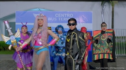 Gandarrapiddo The Revenger Squad official trailer