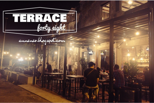 Terrace forty eight alor setar kedah for Terrace 48 alor setar