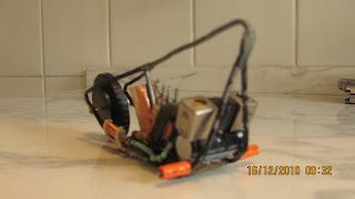 Miniatura de moto