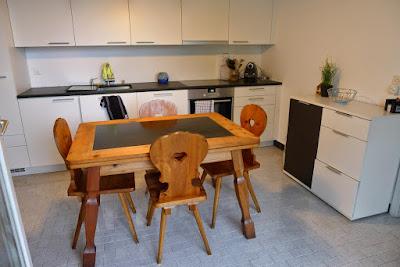 Wohn-, Küche