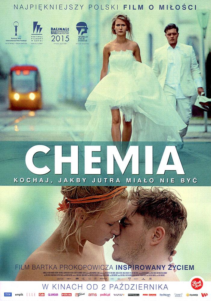 Ulotka filmu 'Chemia (przód)'