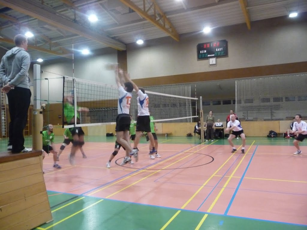 Herren Heimspiel vs Steyr
