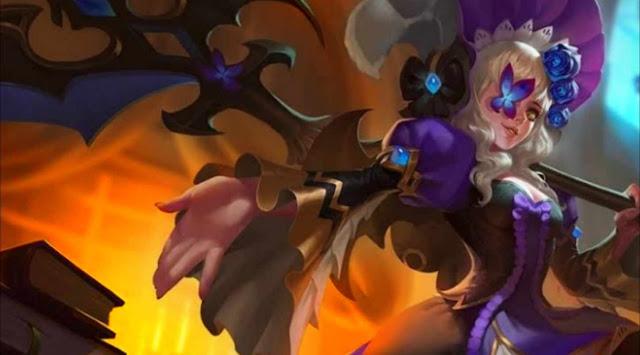 Hero Ruby Mobile Legends