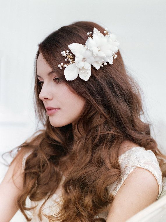 Long Hairstyles for Wedding-the best trend for 2018 11