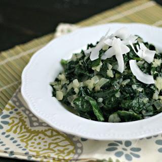 Coconut Creamed Kale