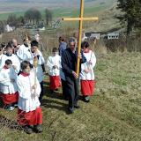 krížová cesta Krížová Ves