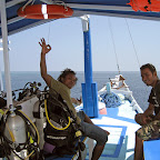 Divine Diving crew