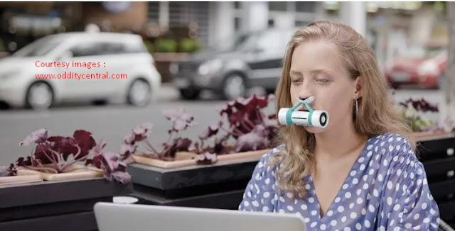 Diduga Alat Aneh ini sanggup Mengubah Udara yang tercemar menjadi higienis  Diduga Alat Aneh ini sanggup Mengubah Udara yang tercemar menjadi bersih