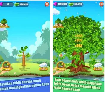 Pohon dan Ikan Game Penghasil Uang, Apakah Aman? Cek Disini Aja