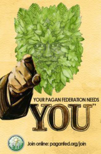 Your Pagan Federation Needs You