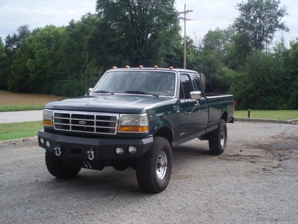 1994 ford f 250 extended cab specifications pictures prices. Black Bedroom Furniture Sets. Home Design Ideas