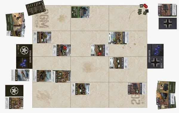 Tablero 2GM Tactics