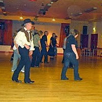 Line Dance 18th October 2013, Wesley Road Club, Trowbridge