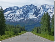 Richardson Highway, Alaska