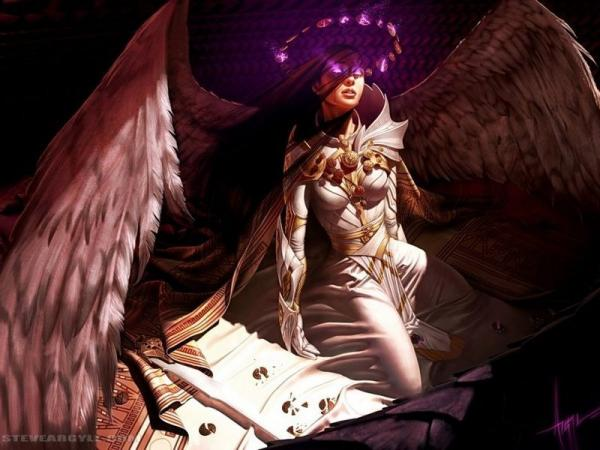 Angel Of Space Army, Angels 2